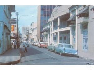 Gran Hotel 1964. Avenida Roosvelt.