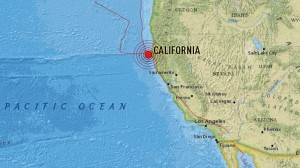 Sismo en California