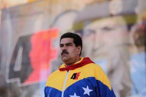 El presidente de Venezuela, Nicolás Maduro, asiste a un evento realizado en Caracas