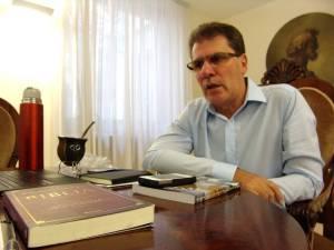 El pastor bautista Marcelo Figueroa.