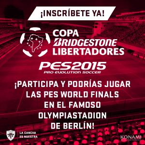 PES Copa Libertadores