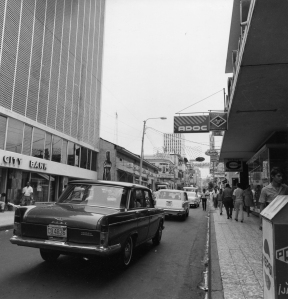 Foto. 3. First National City Bank. Avenida Roosvelt.