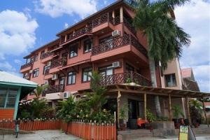 Palma Royale hotel & suites, Panamá