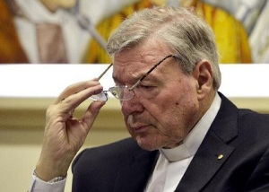 Cardenal australiano George Pell.