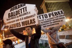 Corrupcion en Guatemala