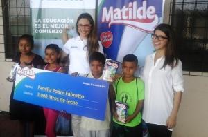 Donación a Fabretto