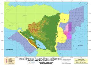 Nicaragua-Petróleo-Pacífico-Archivo
