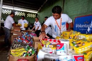 Voluntariado en Banco de Alimentos2
