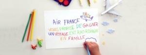 *Air France le propone ganarse un viaje increíble en familia