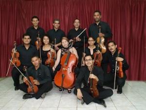 Miembros orquesta