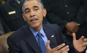 El Gobierno de Obama trata de revivir en Nueva Orlenas sus medidas migratorias. Foto EFE