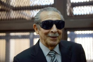 El exdictador guatemalteco Efraín Ríos Montt el 19 noviembre de 2013 en Ciudad de Guatemala (AFP/Archivos | Johan Ordóñez)