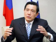 Presidente de Taiwán Ma Ying-jeou.