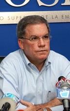 José Adán Aguerri, presidente del COSEP.