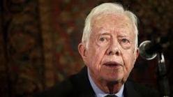El expresidente estadounidense Jimmy Carter revela que sufre cáncer.