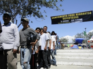 Casi la mitad de los nicaragüenses está dispuesto a irse de su país, principalmente por razones económicas. NTX / ARCHIVO