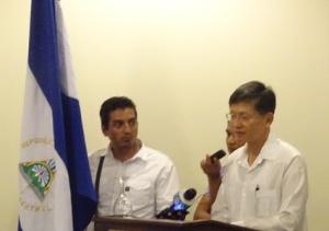 Fotos - Firma de Acta Taiwan- Fenika-Do