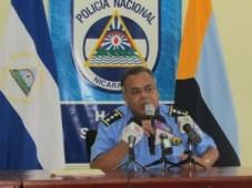 Comisionado Mayor Roberto González Kraudy, Jefe de la Dirección de Tránsito Nacional.