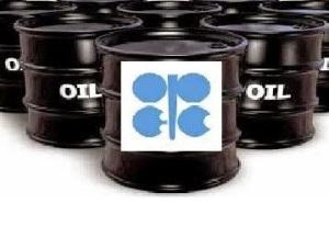 Datos economia barril OPEP