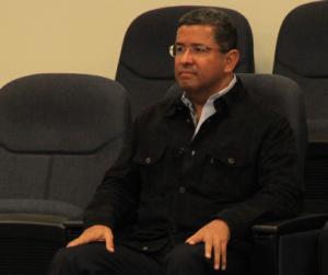 Francisco Flores, expresidente de la República de El Salvador.