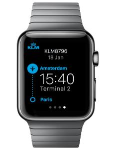 KLM - Reloj inteligente