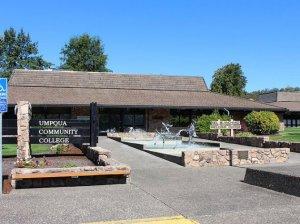 Umpqua Community College, Oregon.