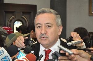Telémaco Talavera, vocero de la Comisión del Gran Canal de Nicaragua. Foto: archivo   CAWTV