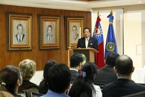 Embajador Taiwan
