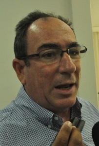 Ing. Enrique Zamora, Presidente de BAGSA. Foto | Ali B. del Castillo | CAWTV