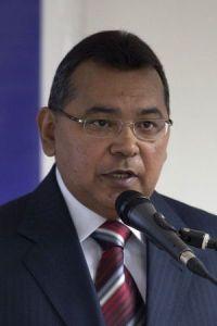 Imagen de archivo del jefe de la Guardia Nacional de Venezuela, Néstor Reverol.