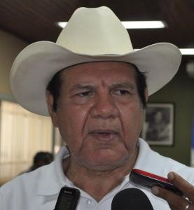 Don Salvador Castillo, Presidente de FAGANIC.