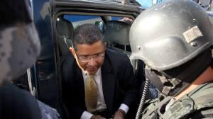 Francisco Flores, expresidente de El Salvador.