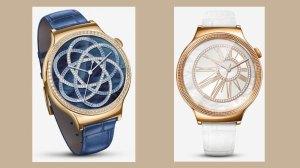 Huawei y Gemstone Business de Swarovski colaboran en los nuevos modelos Jewel y Elegant de HUAWEI WATCH. Tras el lanzamiento exitoso del mejor smartwatch del 2015, las nuevas ediciones de Huawei se orientan a mujeres con chispa que brillan.