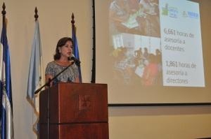 Doña María Josefina Terán de Zamora, Presidenta de la Fundación Zamora Terán. (Foto | Ali B. del Castillo | CAWTV)