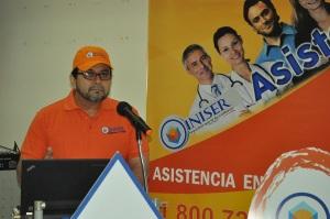 Mauricio Chévez, gerente de Ventas y Mercadeo de INISER. (Foto | Ali B. del Castillo | CAWTV )