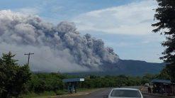 Volcán Telica, Nicaragua. Archivo.