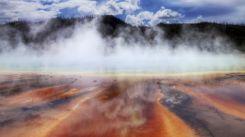 Hay bacterias en las aguas termales de Yellowstone, en EE.UU., y en otros ambientes similares. O incluso más calientes.